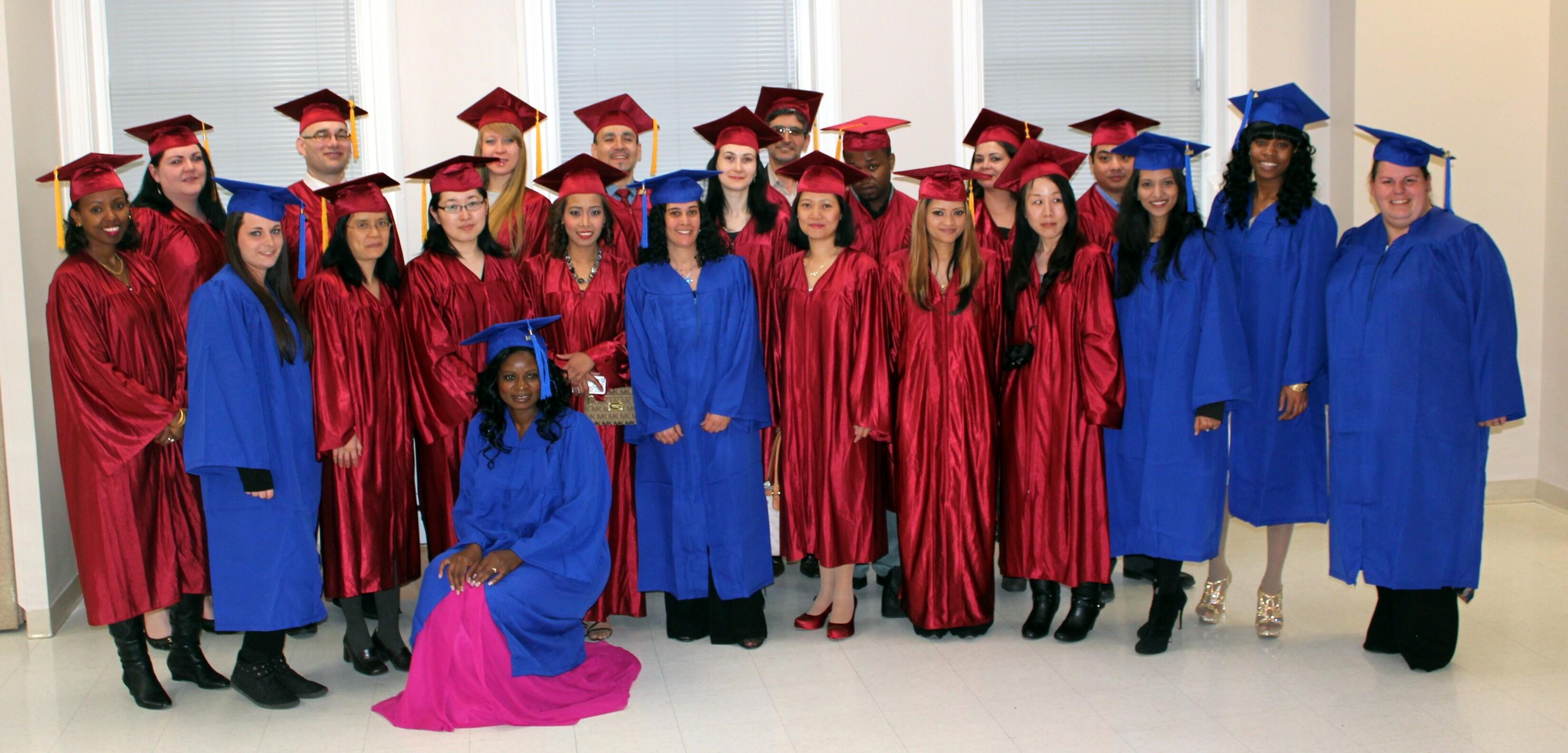 Graduating Class 2014